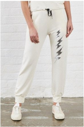 A POST CARD FROM BRIGHTON SUNDAE TEE LUNA LIGHTNING BOLT JOGGERS