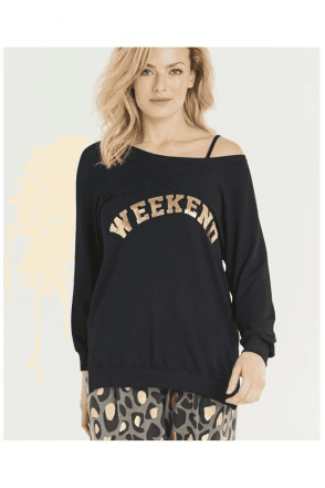 SALE GOLD WEEKEND SWEAT