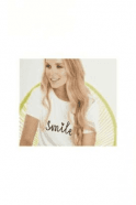 A Postcard From Brighton SMILE PRINT TEE