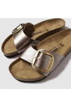 MADRID Big Buckle Graceful Taupe
