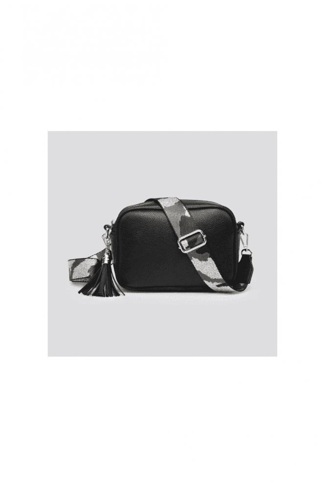 Box Bag with interchangable Straps