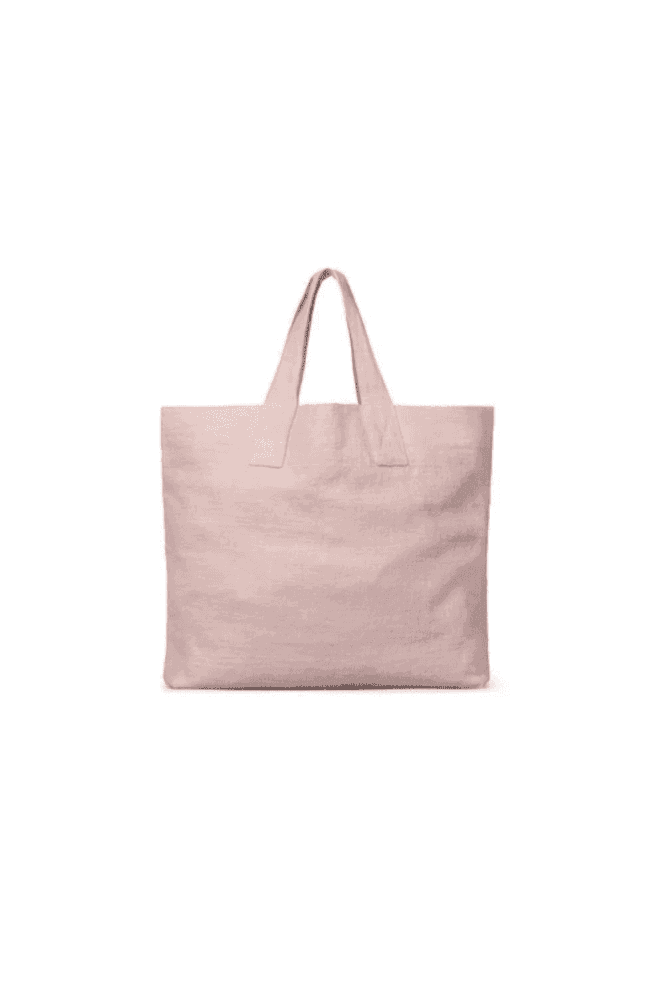 CHALK Natural Fibre Shopper