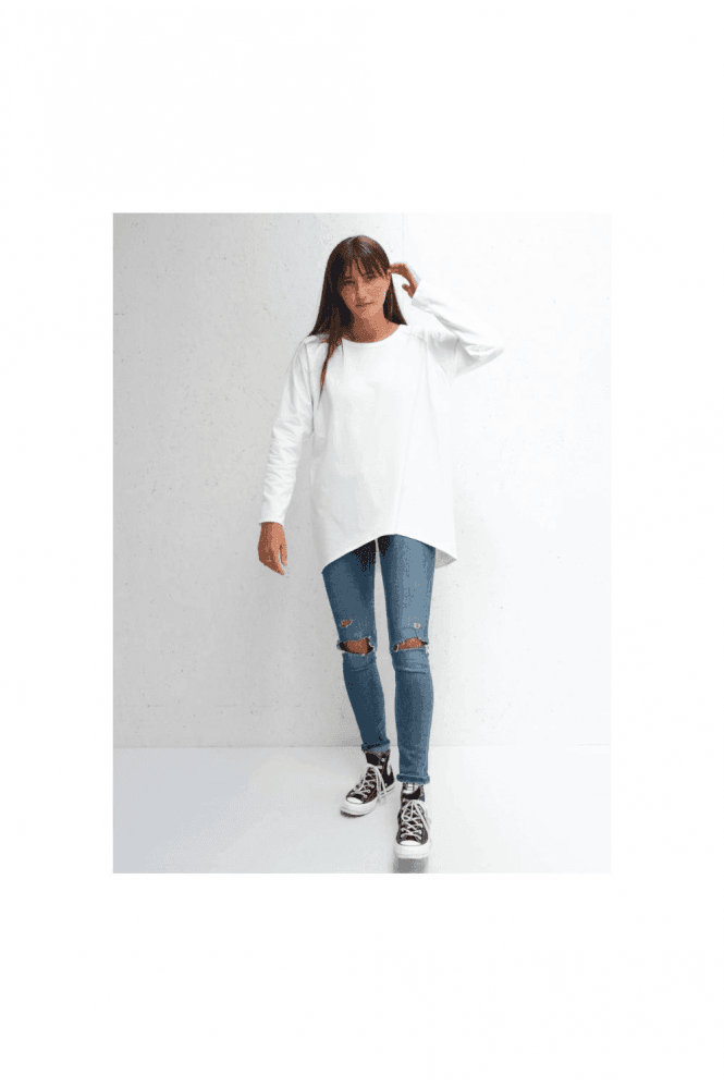 CHALK Plain Robyn Top