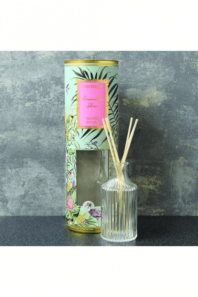 Chinoiserie Reed Diffuser Aromatic Shea Scent 150ml
