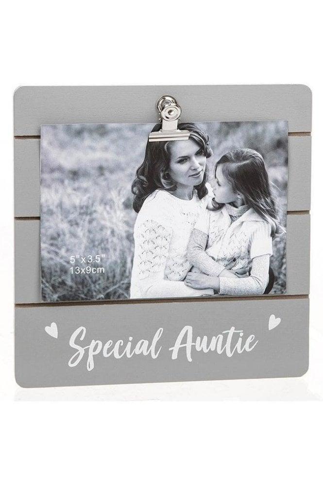 Cutie Clip Frame Auntie
