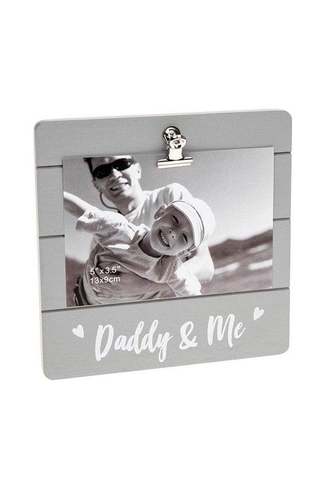 Cutie Clip Frame..Daddy