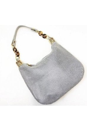 Diamante Hobo Bag