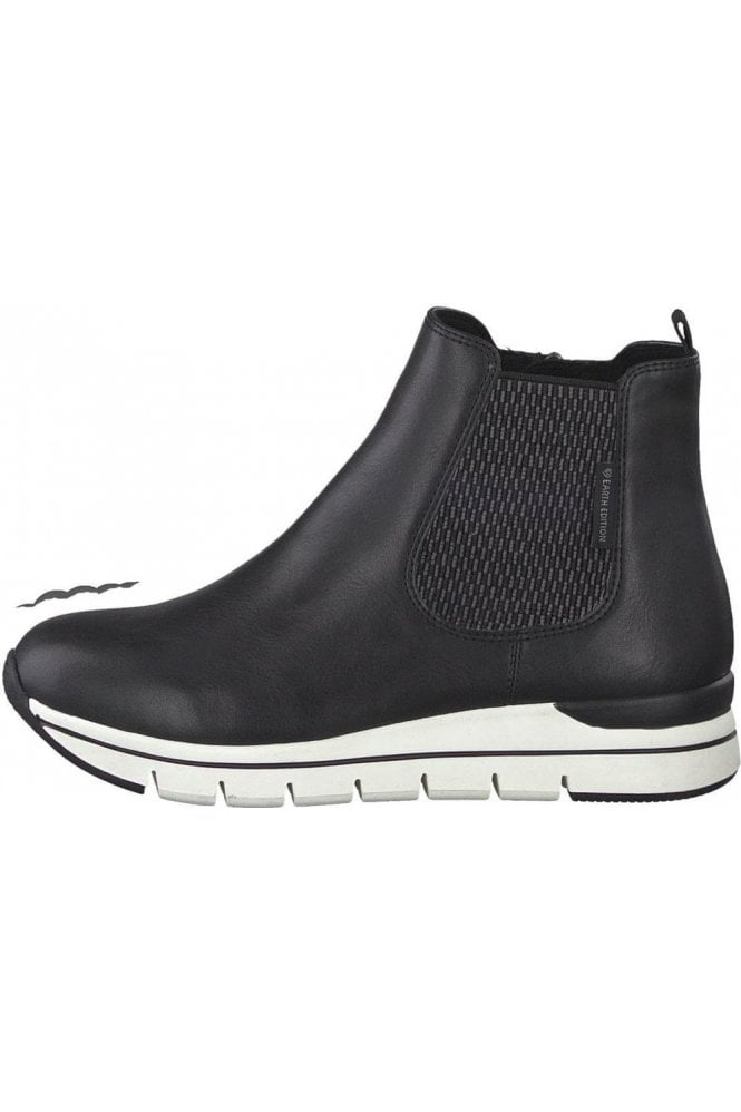 Earth Edition Vegan Ankle Boot...Marco Tozzi