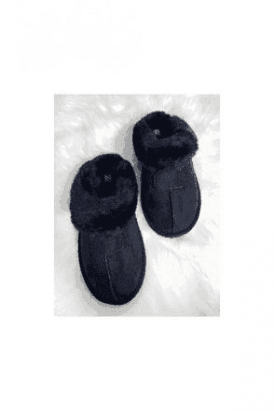 JILL SLIPPER BLACK