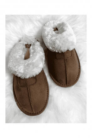 JILL SLIPPERS CHESNUT