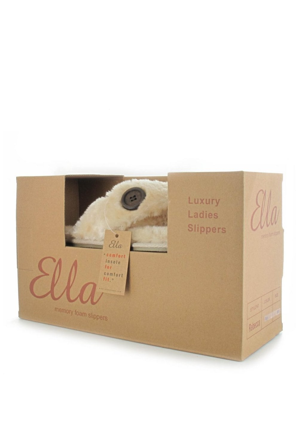 724ad91a02142 ELLA LUXURY SLIPPERS · ELLA LUXURY SLIPPERS · ELLA LUXURY SLIPPERS. ‹