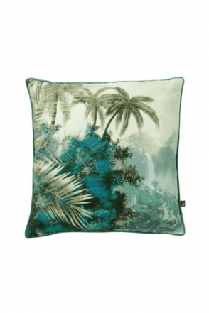 Goa 45x45cm Cushion, Green