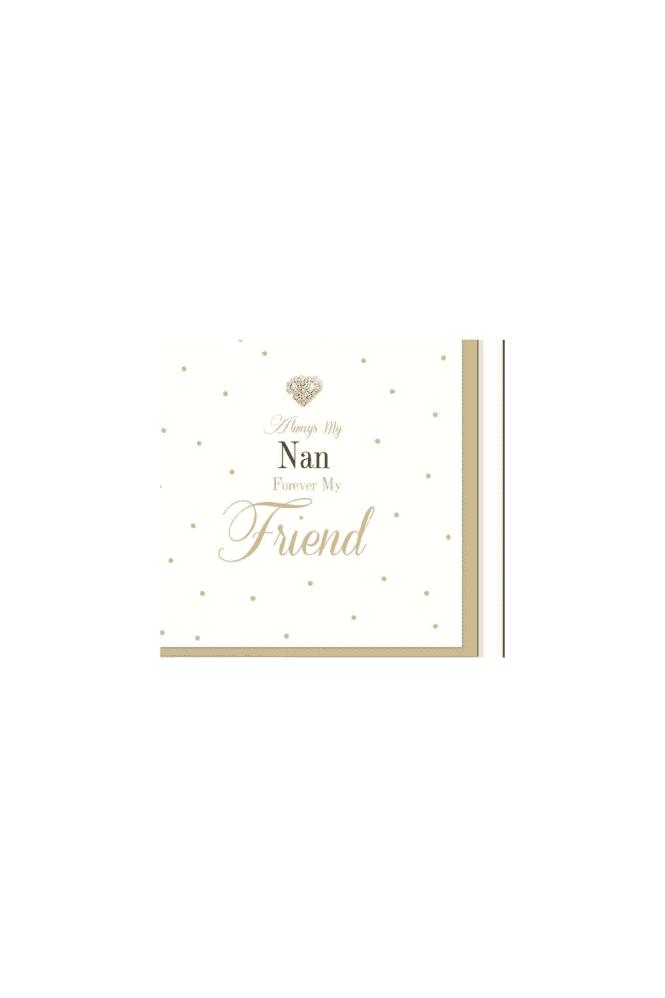 Gorgeous Nan Card
