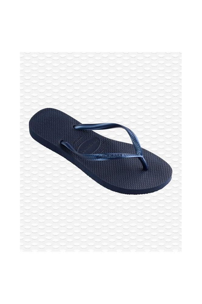 Havaianas Slim Flip Flops Blue