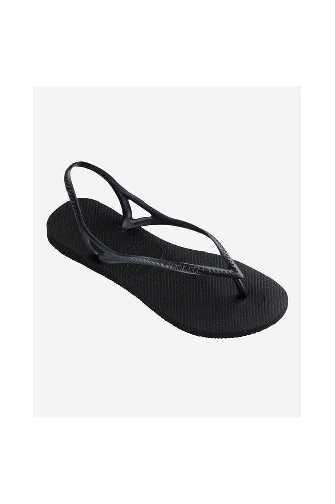 Havaianas Sunny Flip Flops Black