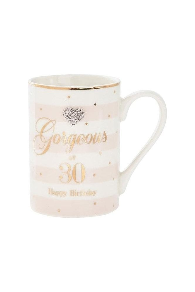 Mad Dots Birthday 30th mug