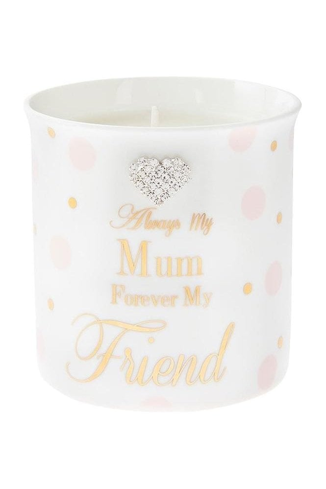 Mad Dots Candle Pot Mum