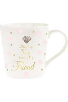 MAD DOTS FAB NAN MUG