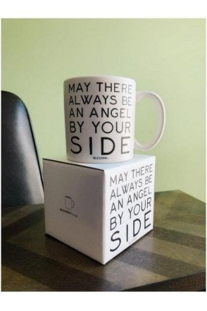 May There Always Be An Angel By Your Side Mug