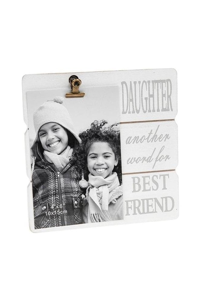 Message Clip Frame Daughter