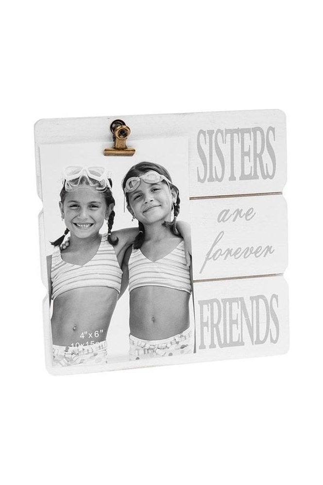 Message Clip Frame Sisters