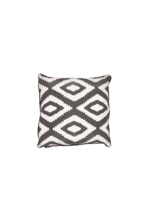 Monchrome Chevron Cushion