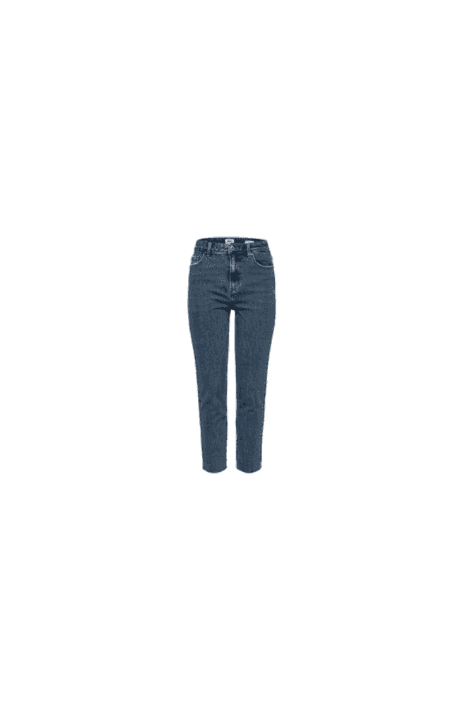 Only EMILY HIGH WAIST ANKLE JEAN