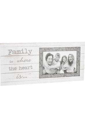Orford Sentiment Frame 6x4 Family