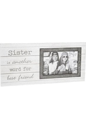 Orford Sentiment Frame 6x4 Sister