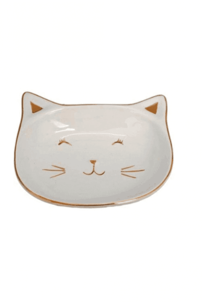 Pussy Cat Trinket Dish