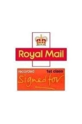 Royal Mail First Class Recorded Delivery