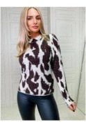 SALE Alexa Super Soft Knitted Pullover