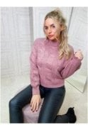 SALE Cable Knitted Pullover