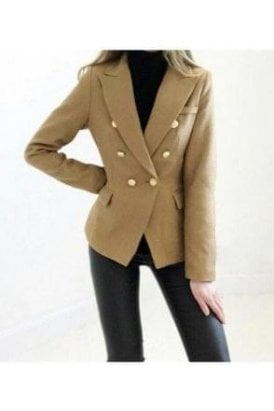 SALE Double-Breast Blazer
