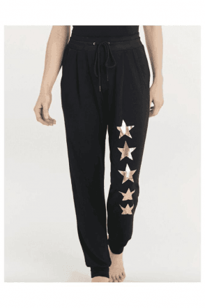 SALE GOLD FIVE STAR JOGGERS