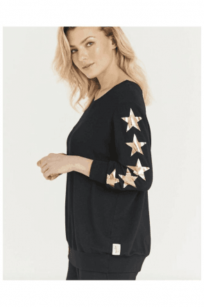 SALE GOLD FIVE STAR SWEAT