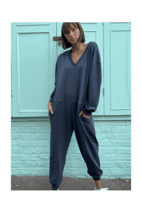 SALE Julie All in One Jumpsuit Chalk