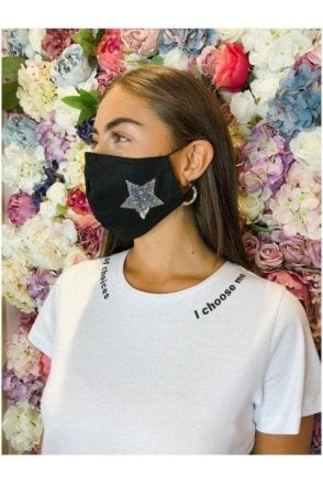 Silver Star Mask