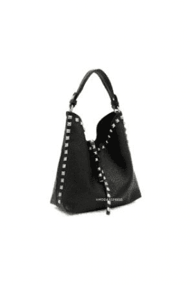 Studded Bucket Bag with Bag Inside 4 COLOURS