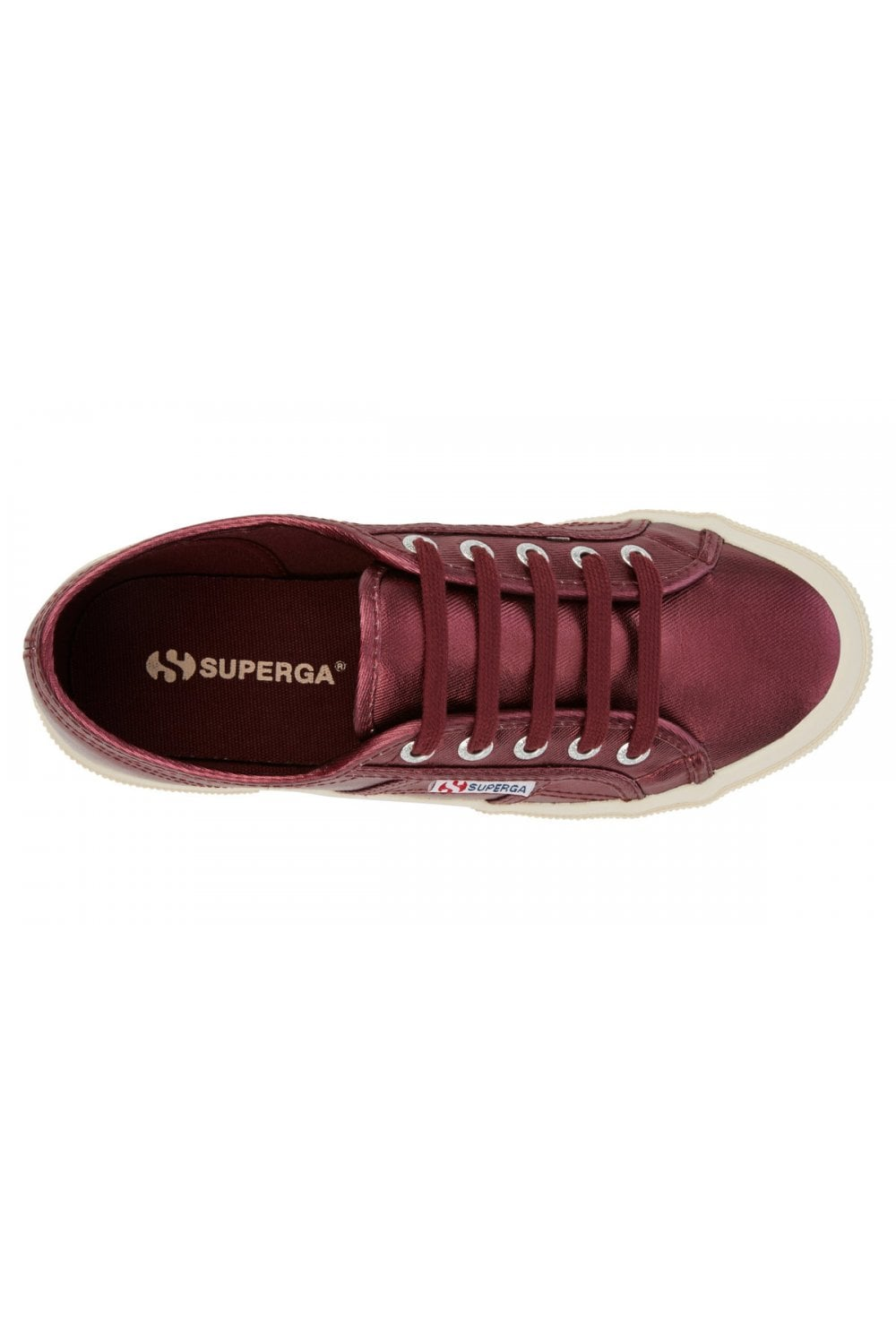 Superga 2750 COTMETU BORDEAUX