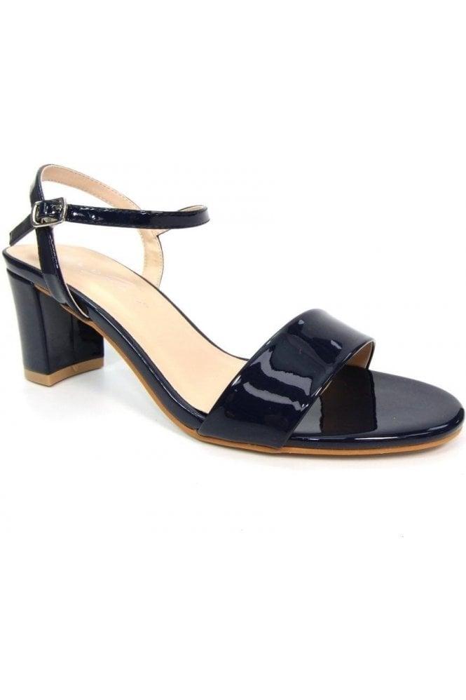 Temptation Block Heel Sandal