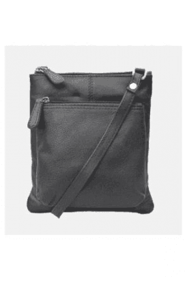 Zip Top Crossbody Bag